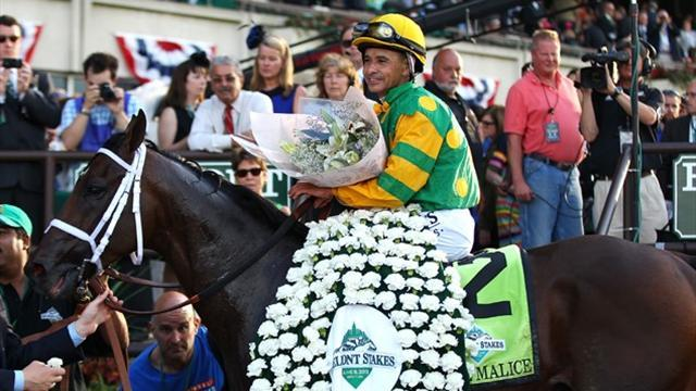Horse Racing - Smith: Belmont win meant a lot