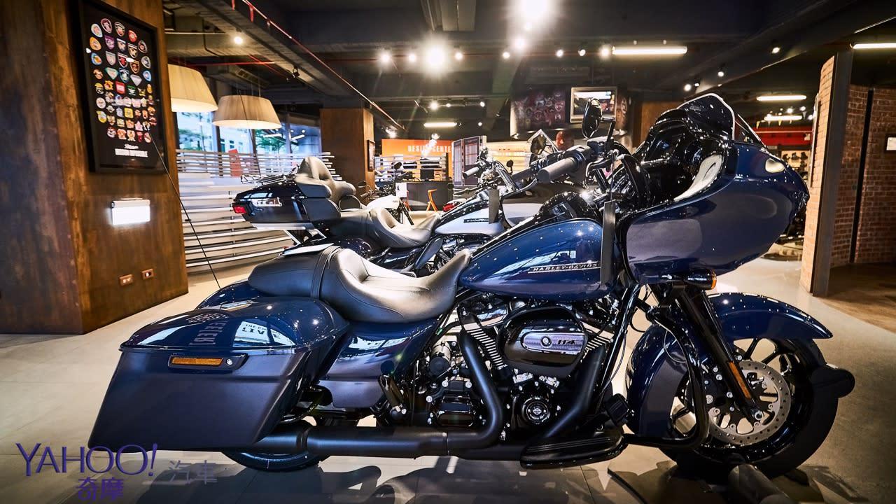 【新車圖輯】終於等到雙缸暴力完全體!2019年式Harley-Davidson全車系首度亮相開始接單