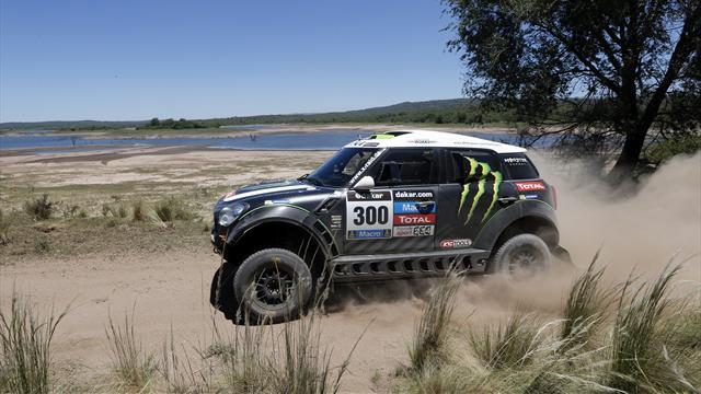Dakar - Cars: Peterhansel wins stage six, Roma retains healthy lead overall