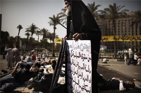 Cairo set for second night of protests