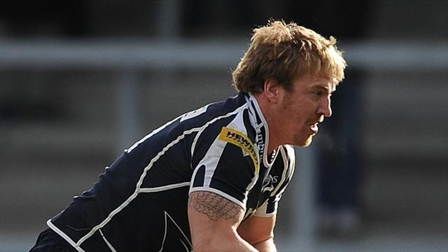 Rugby League - Scorpions option for Powell bow