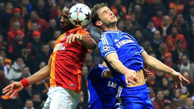 Champions League - Chelsea v Galatasaray: Last 16 second leg LIVE