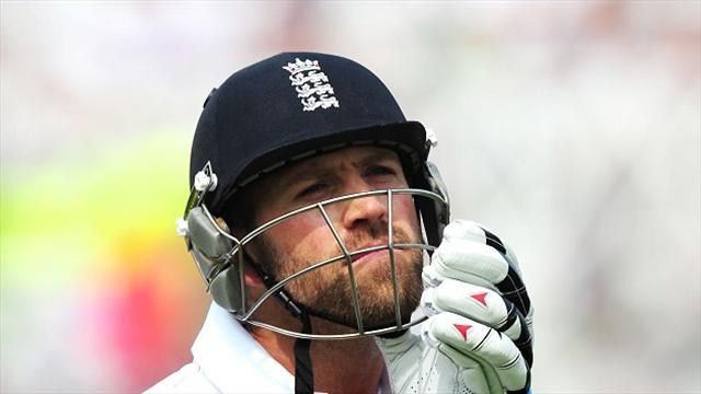 Cricket - Prior injury adds to England worry