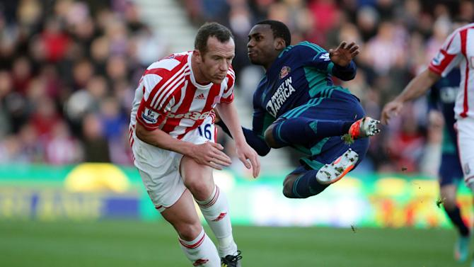The deadlock could not be broken in a game of few chances at The Britannia