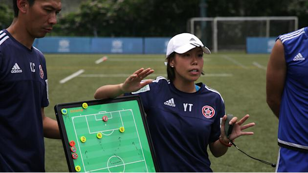 'There's no mucking around' - Chan Yuen-ting expected to thrive in ACL