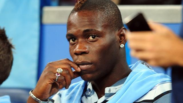 Premier League - Paper Round: Balotelli in fresh bust-up with Mancini
