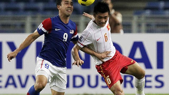 Asian Football - Vietnam defender banned 28 games for leg-breaking tackle