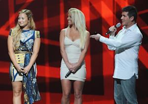 X Factor's Simon Says: With Britney and Demi Lovato, 'We're Seriously Going to Kick Butt'