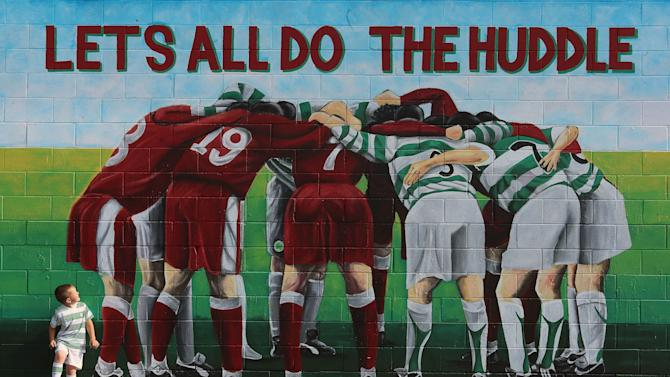 Soccer - UEFA Champions League - Second Round Qualifying - First Leg - Cliftonville v Celtic - Solitude