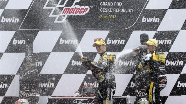 Motorcycling - Moto2: Kallio wins in Brno as Redding struggles