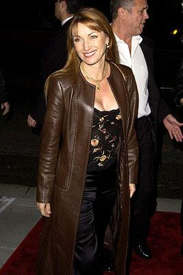 Premiere: Jane Seymour at the Beverly Hills premiere of I Am Sam - 12/3/2001