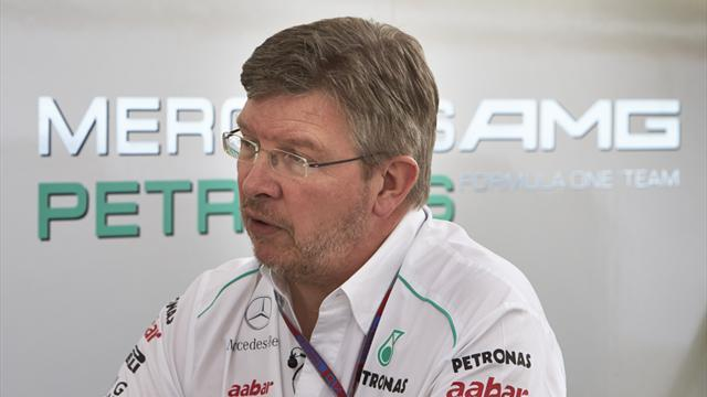 Formula 1 - Mercedes chairman Lauda: Brawn is staying