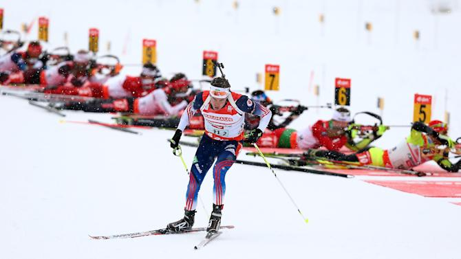 E.ON IBU Worldcup Biathlon Hochfilzen - Day 2