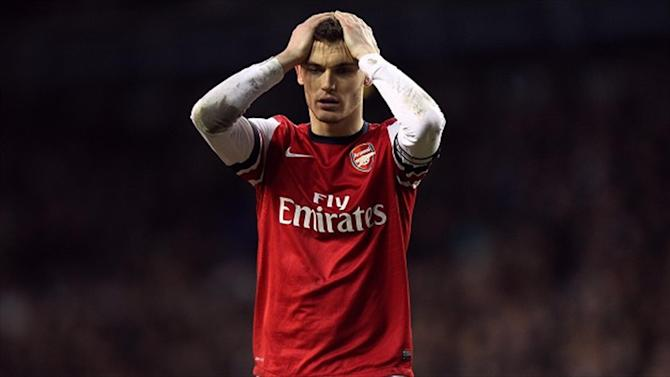 Premier League - Vermaelen may leave Arsenal, says Wenger