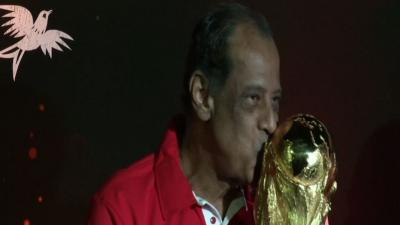 WCup Trophy Begins National Tour of Brazil