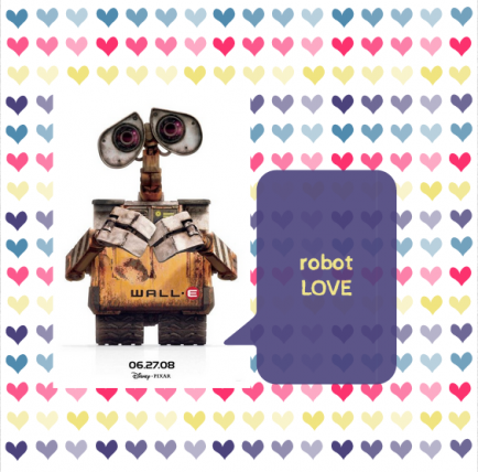 Wall-E : Robot Love