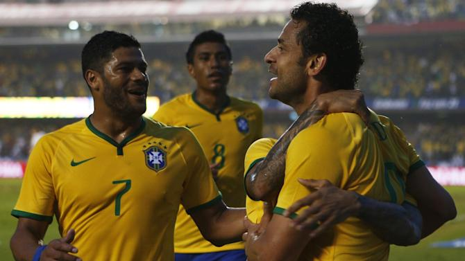 World Cup - Three strive for second behind unbackable Brazil