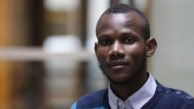 Lassana Bathily. / FRANCOIS GUILLOT/AFP