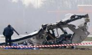 Belgium Plane Crash Kills Five
