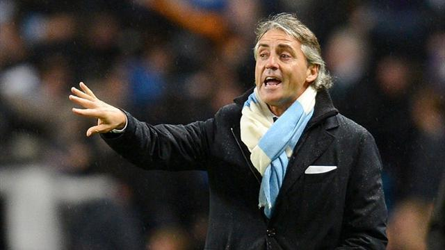 Premier League - Mancini admits to talks with rivals