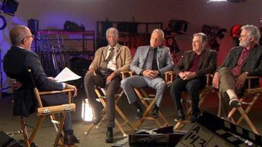 'Last Vegas' Cast Talks On-set Bonding