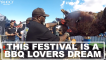 This festival is a bbq lovers dream
