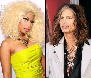 Nicki Minaj Slams Former American Idol Judge Steven Tyler On Twitter