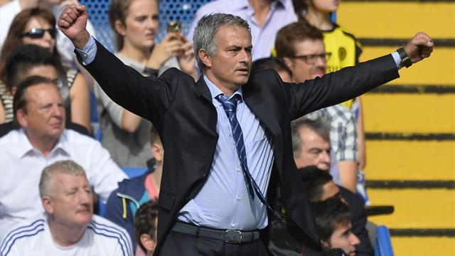 All Sports - 24/7: Mourinho centre of attention yet again