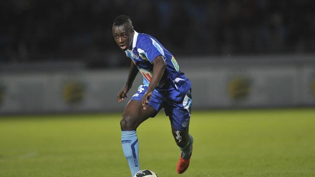 Ligue 1 - Juventus chase French left-back Mendy