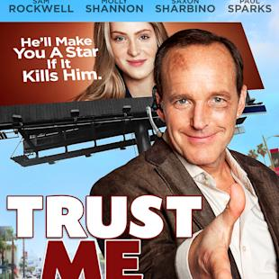 How They Make a Movie Poster: Behind the Scenes of Clark Gregg's 'Trust Me' Shoot