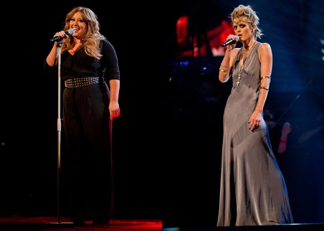 Leanne Mitchell, Bo Bruce, The Voice UK