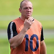 Mike Tindall has rejoined Gloucester as player-coach