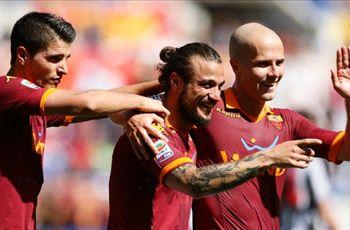 Roma to face MLS All-Stars