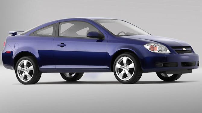 GM Recalls Chevy Cobalt, Pontiac G5 After Fatal Crashes