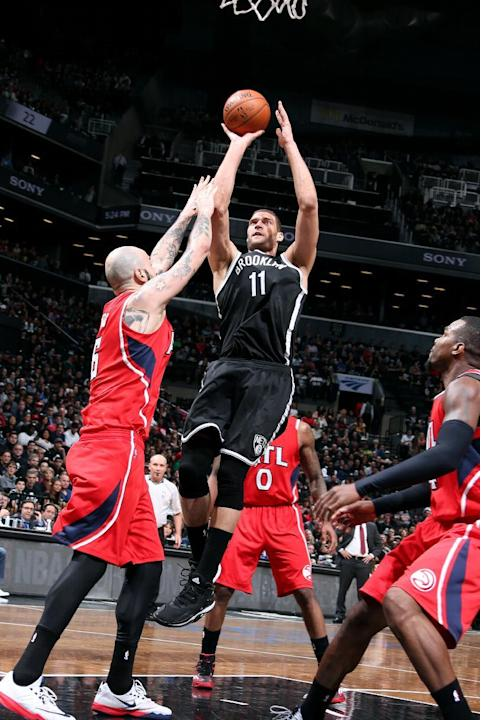 Nets beat Hawks 91-83, pull within 2-1 in series