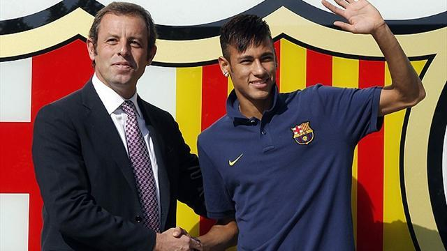 Liga - Spanish government minister backs Barca over Neymar