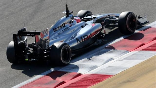 Formula 1 - Honda to focus on McLaren in 2015