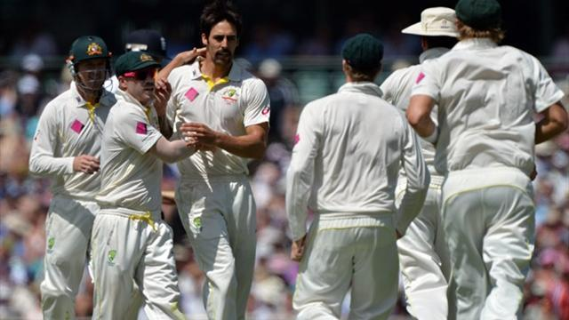 Ashes - England on brink of whitewash after top order collapse