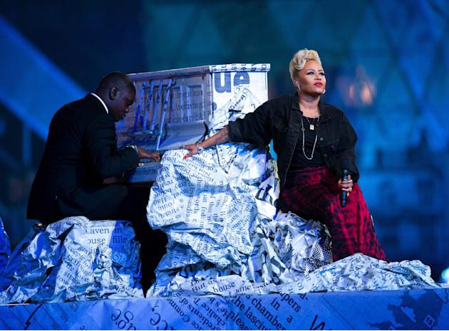 Emeli Sande - Our Version Of Events: 2012 was definitely Emeli Sande's year. The Scottish songstress, who featured in both the opening and closing ceremonies of the London 2012 Olympics, released