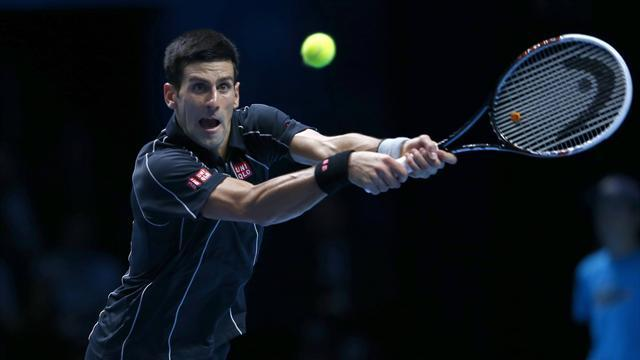 ATP World Tour Finals - Imperious Djokovic sets up Nadal final