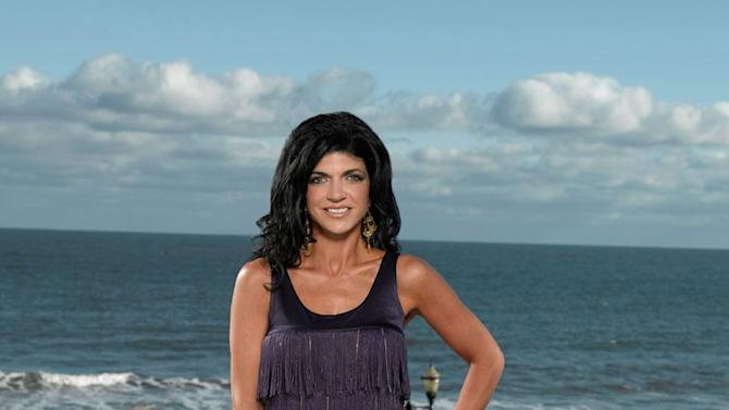 "Teresa Giudice of ""The Real Housewives of New Jersey."""
