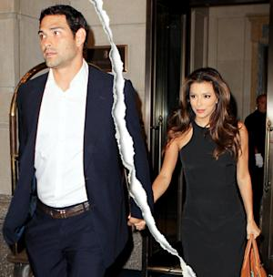 Eva Longoria, Mark Sanchez Split