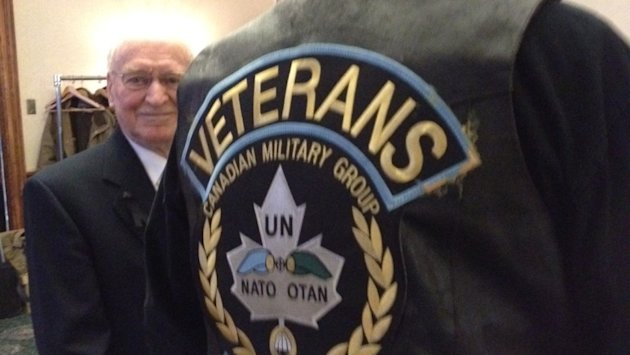 In June 2014, veterans took to Ottawa to protest service shortfalls. (CBC)