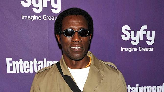 Wesley Snipes Comic Con