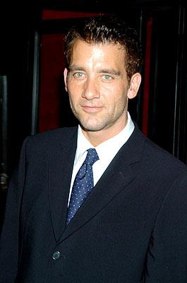 Clive Owen at the New York premiere of Touchstone Pictures' King Arthur