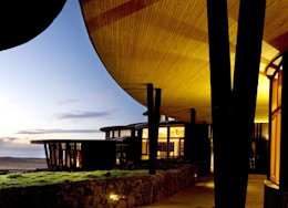 Posada de Mike Rapu / Explora Rapa Nui, Chile (Courtesy of Explora)