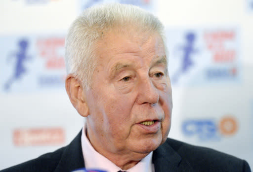 Czech football great Josef Masopust dies at 84