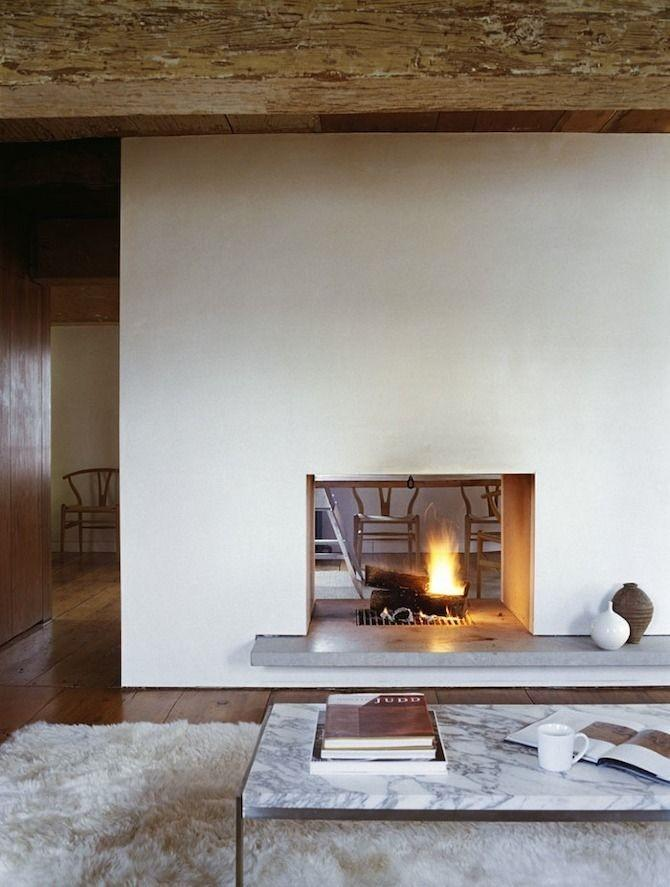 Domestic Dispatches: Goodbye to the Romance of the Fireplace