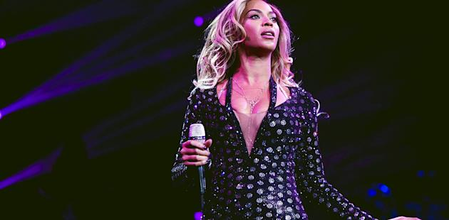 Beyoncé e Paul McCartney: insieme in palestra