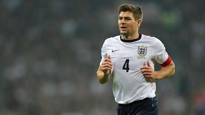 World Cup - Gerrard: Scholes wrong over Rooney criticism